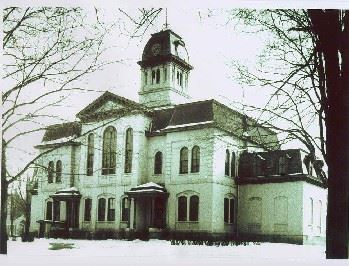 Courthouse in 1927